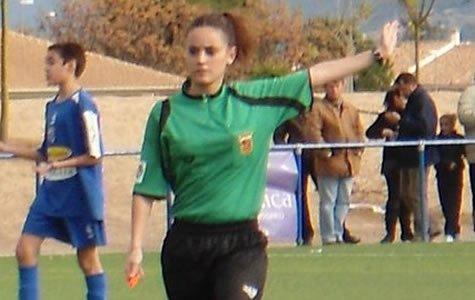 Irene árbitro