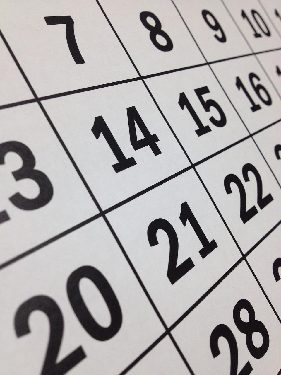 calendar-660669_1280